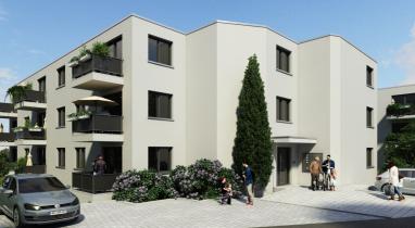 Wohnpark für Senioren Bad Bergzabern BA II